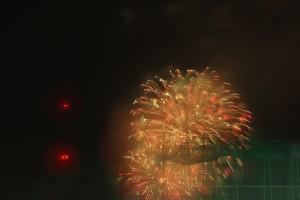 刈谷わんさか祭りの花火